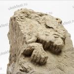 Фрагмент каменного блока